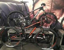 2015 Trek Custom Superfly FS 9.9 SL