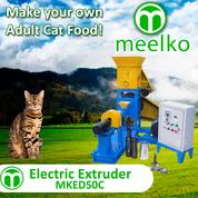 Meelko Extrusora para pellets alimentacion gatos MKED050C