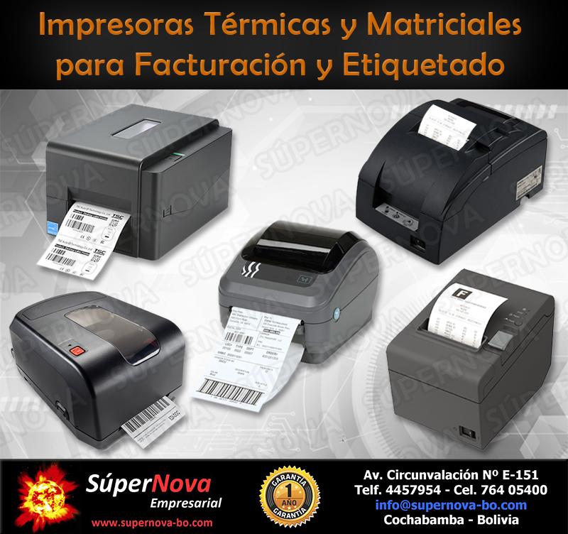 IMPRESORAS WEB