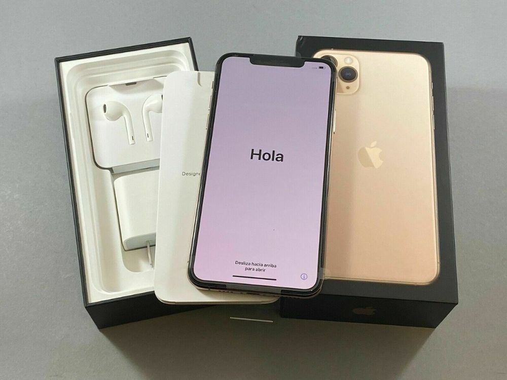 brand new apple iphone 11 pro max new