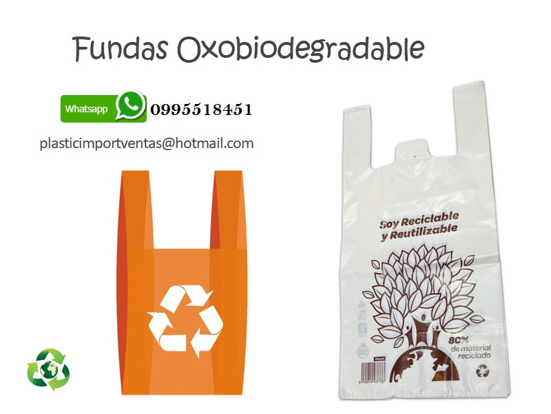 Fundas Oxobiodegradables