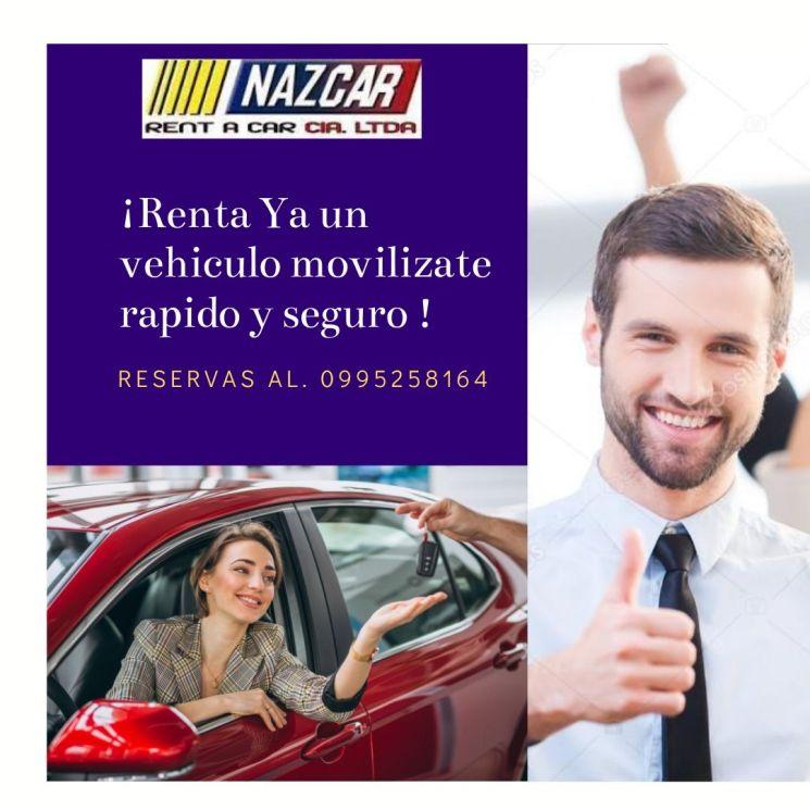 ¡Renta Ya un vehiculo movilizate rapido y seguro !