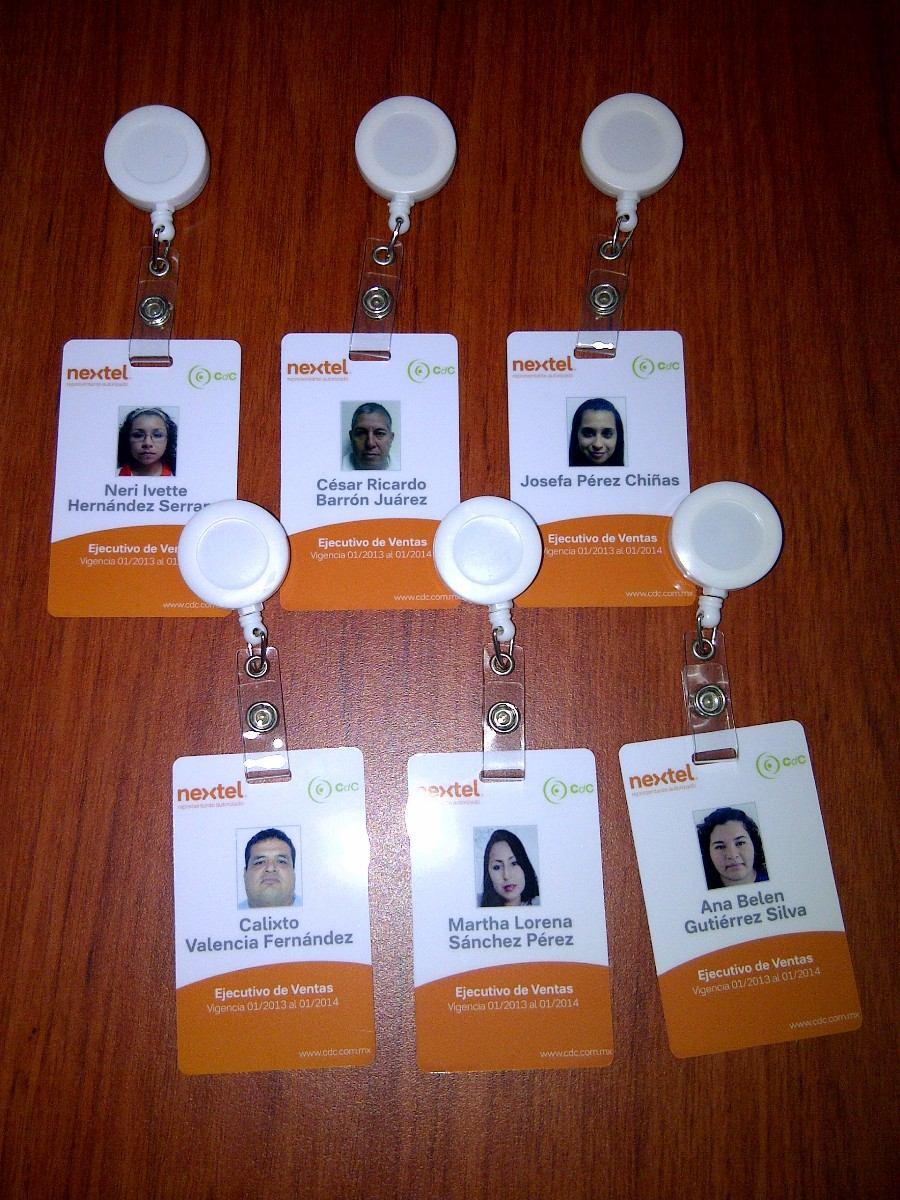 c 012 gafetes creditaciones y credenciales en pvc 15-09-20