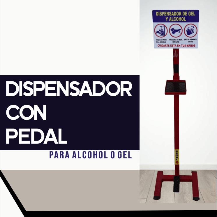 Post Dispensador