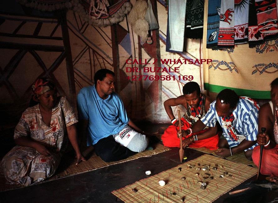 Powerful Traditional Healer 11