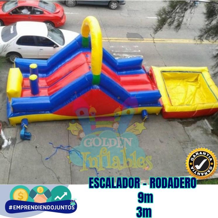 fabricantes de inflables en ecuador