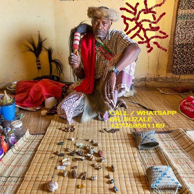Powerful Traditional Healer 14
