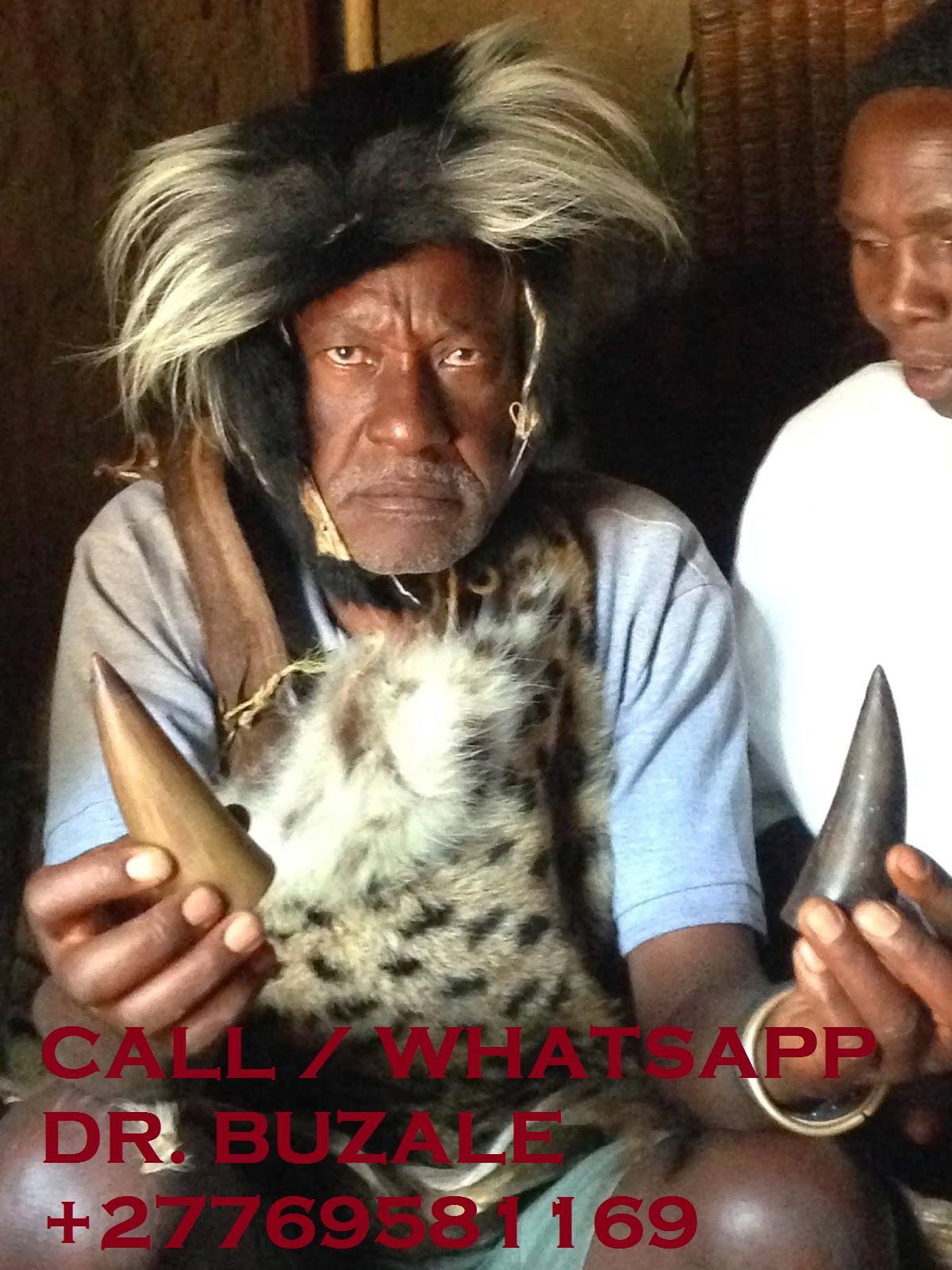 Powerful Traditional Healer 2