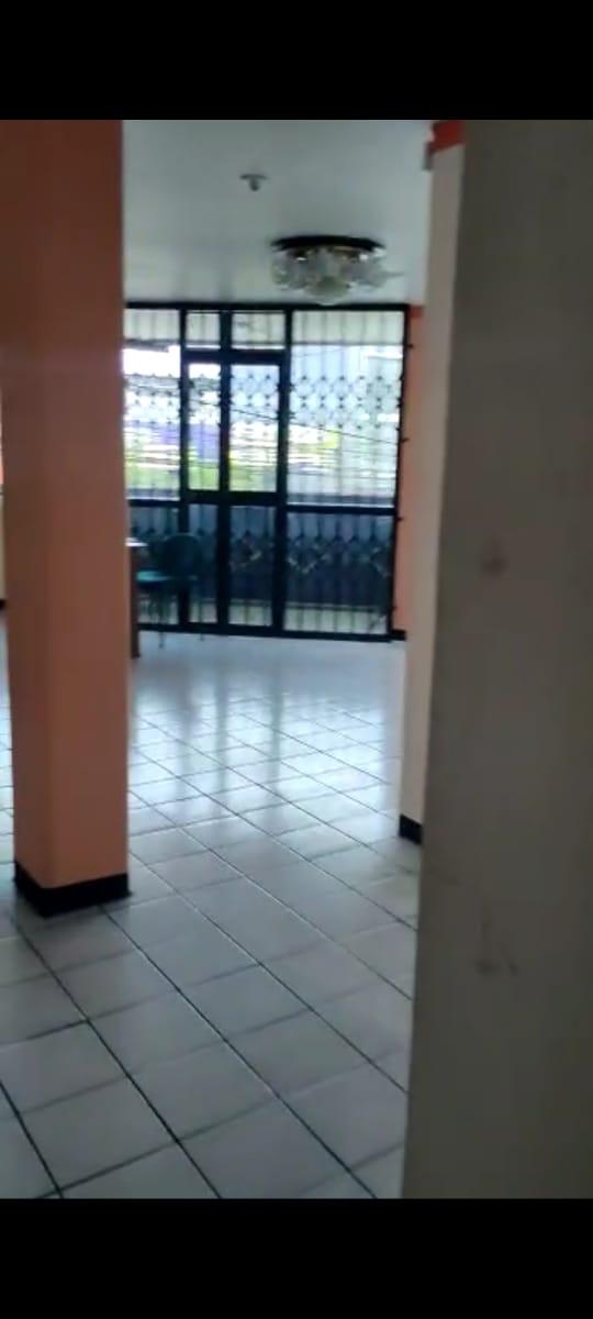 sala con balcon