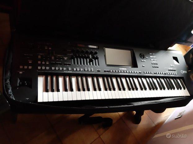 New Yamaha Genos