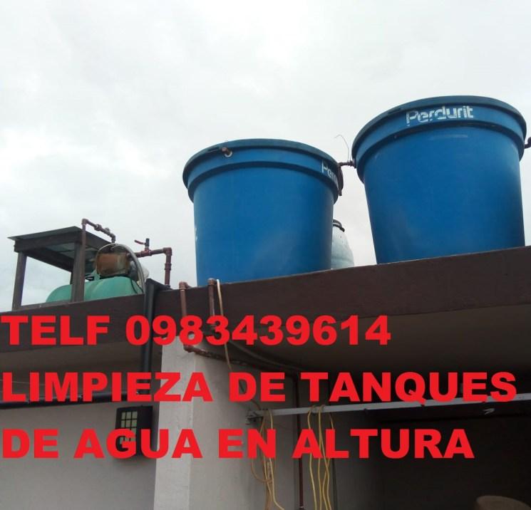 TELF 0996818473 LIMPIEZA DE CISTERNAS Y TANQUES DE AGUA POTABLE 200204-WA0007