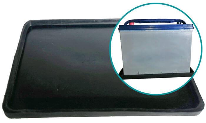 Bandejas para Baterias