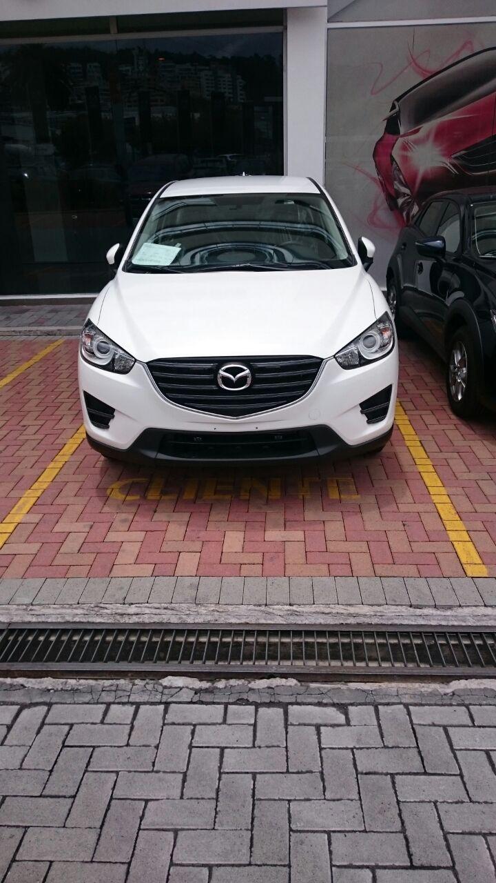 Mazda cx5 flamante