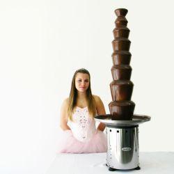 cascada de chocolate royal 8 pisos 5s