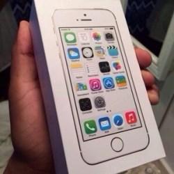 Apple iphone 5s .2