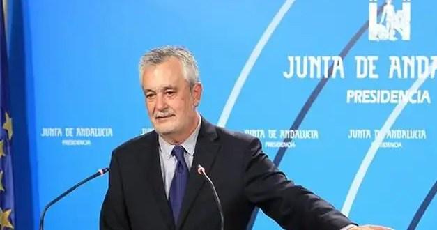 Andalucía pide al Gobierno un adelanto de 1.000 millones de euros