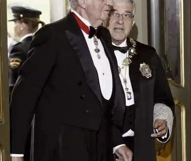 """El rey pide en una carta la """"unidad de los españoles"""""""