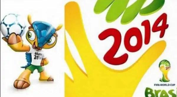 La mascota del mundial Brasil 2014