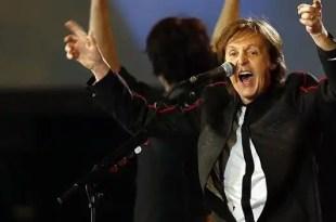 Paul McCartney es el cantante más rico del mundo