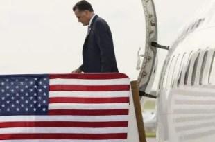 Romney propone que se deberían poder abrir las ventanas de los aviones