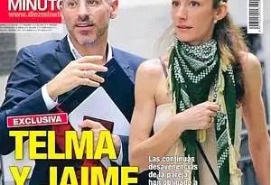 Se separan Telma Ortiz y Jaime del Burgo?