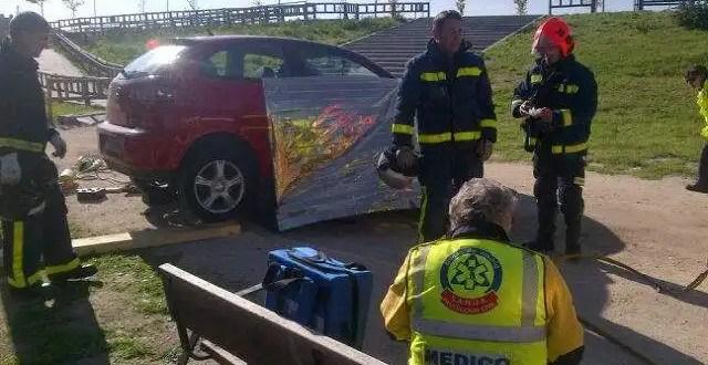 Insólito: Muere atropellado por la conductora a la que acababa de robar el bolso