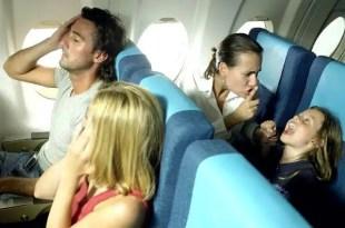 Insólito: Aerolíneas donde no se admiten niños