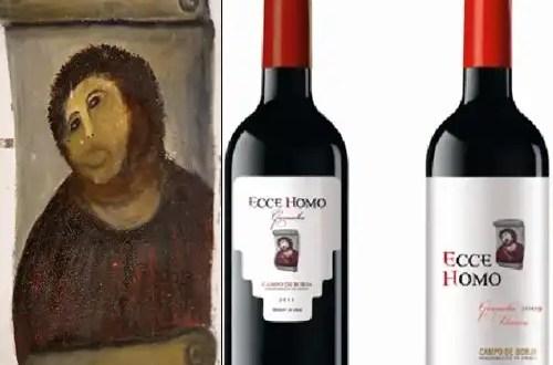 Sale a la venta el 'Vino Ecce Homo'