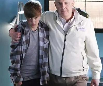 Justin Bieber hace un 'cameo' en 'CSI: Las Vegas'