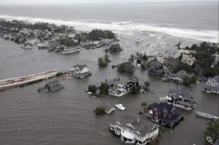 Ya son 97 los muertos en EE UU por 'Sandy'