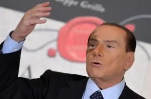 Berlusconi retirará su candidatura si Monti se presenta