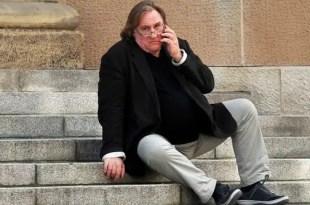 Gérard Depardieu se instala en Bélgica tras los altos impuestos de Francia