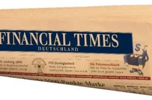 Bloomberg quiere comprar el Financial Times