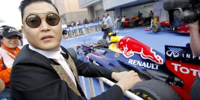 Psy, el cantante de Gangnam Style, y su tema antiamericano
