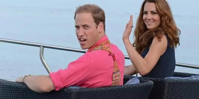 El príncipe Guillermo y Kate esperan su primer hijo