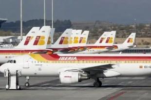 Iberia será una aerolínea más al perder tamaño a corto plazo
