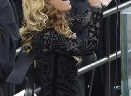 Confirman que Beyoncé hizo 'playback' en la investidura
