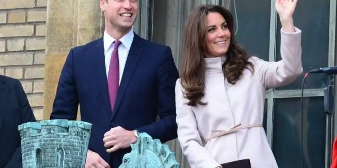 El primer hijo de los Duques de Cambridge nacerá en julio