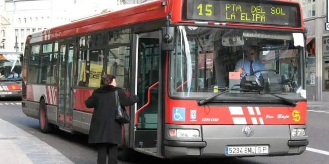 Transportes sube hasta un 4,6% las tarifas de los abonos
