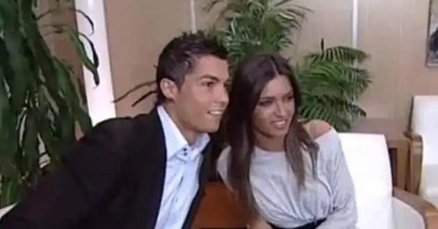 Cristiano Ronaldo le contesta a Sara Carbonero