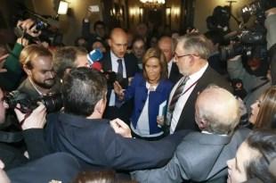 Correa pagó dos fiestas en casa de Mato, según la empresa del confeti