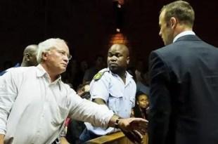El mejor amigo de Pistorius revela que el atleta le confesó haber mató a su novia