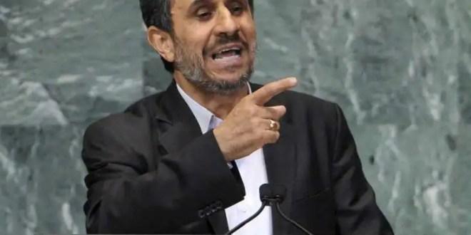 El presidente de Irán es voluntario para ser el primer astronauta iraní