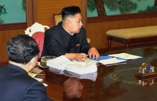 Polémica por el smartphone de Kim Jong-Un - Foto