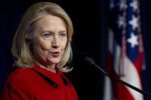 Hillary Clinton y su apoyo al matrimonio gay - Vídeo