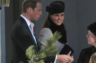 Conoce el polémico nombre de la hija de los príncipes Kate y William