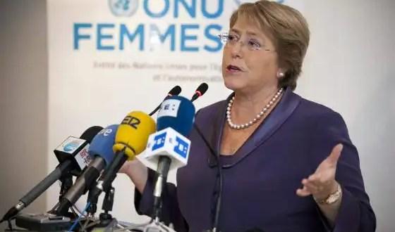 El regreso de Michelle Bachelet inquieta a la política chilena