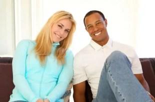 Tiger Woods y su noviazgo con la campeona olímpica de esquí Lindsey Vonn - Fotos