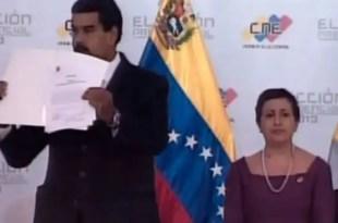 Venezuela se prepara para un Golpe de Estado