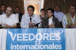 Henrique Capriles llama a una cacerolada en protesta por los resultados en las elecciones VenezolanasCapriles llama a una cacerolada en protesta por los resultados en las elecciones Venezolanas
